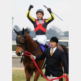 去年はジェンティルドンナが勝って年度代表馬に