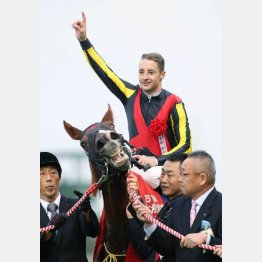 ルメールはこの馬でクラシック制覇を狙う