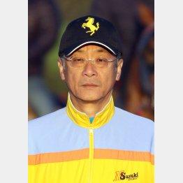 鈴木伸調教師
