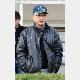 栗田博調教師