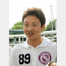 角田調教師