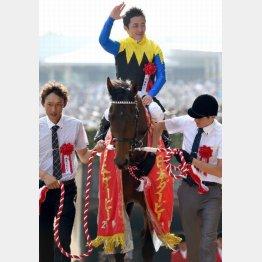 ダービー馬が世界の頂点に立つ
