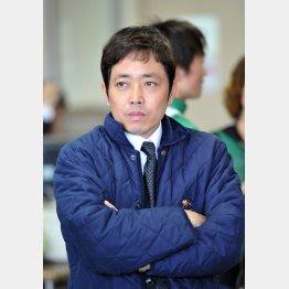 岩戸調教師