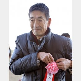 2年前の京成杯を地方所属馬で制す