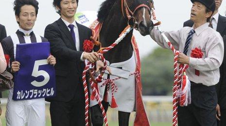 【思い出のレース】2012年NHKマイルC 「LIAR GQME」ファン巻き込んで勝利の美酒に酔った