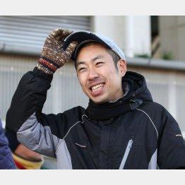 武井調教師