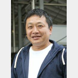 牧田調教師