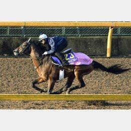 馬なりで1F13秒0