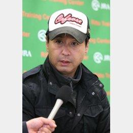 池江調教師