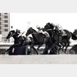 大波乱の決着(97年の有馬記念、①着はメジロデュレン)