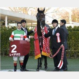 昨年の勝ち馬レイデオロは翌年ダービー馬に