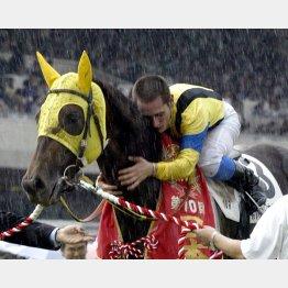 M・デムーロとダービーを勝ち古馬に挑んだ