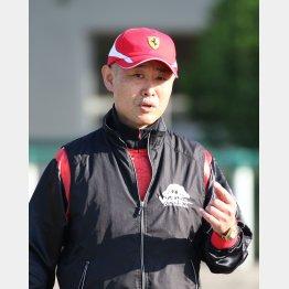 田村調教師