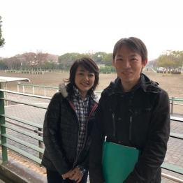 〈18〉専門紙「優馬」のトラックマン・山崎啓介記者(1)