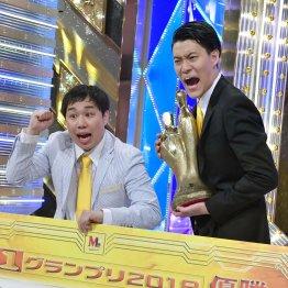 【有馬記念】M-1と意外な関連 日本語コンビ優勝なら3歳馬V