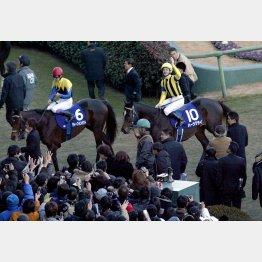 ルメールの日本初GⅠはディープを破った17年有馬記念