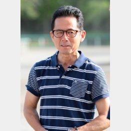 武藤調教師