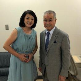 〈39〉先日、ウインズ高松のイベントでご一緒した池江泰郎元調教師(1)