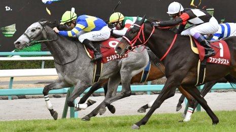 【富士S】3歳馬エメラルファイトがマイル路線で結果を出す