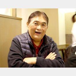 生前は後楽園で馬券を買っていた田口光久さん