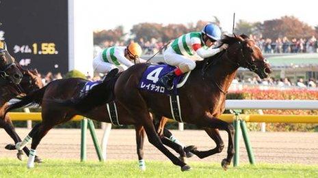 【ジャパンC】GⅠ3勝目だレイデオロ