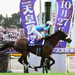 【有馬記念】不動の主役だアーモンドアイ 7つ目のGⅠ奪取へ 牝馬最強タッグ国枝師&ルメール