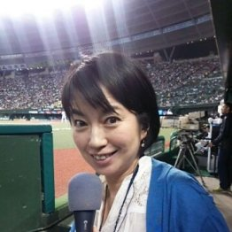 〈43〉元グリーンチャンネルのキャスターで親友の小川真由美さん(3)