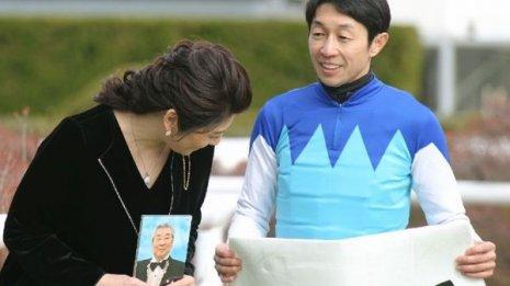 亡きオーナーが残した6億円馬アドマイヤビルゴで武豊が大きな1勝