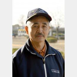 田中清調教師