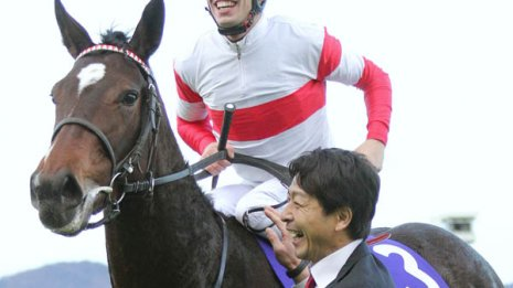 【阪神牝馬S】先輩牝馬が激突