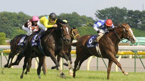 【09年 安田記念】新旧ダービー馬対決 先輩ウオッカが後輩ディープスカイを差し切り
