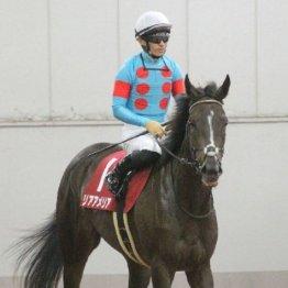 【秋華賞】リアアメリア上昇ムード 復活を果たして2冠牝馬に挑戦状