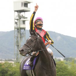 【天皇賞・秋】あの馬は飛ぶ? クロノジェネシス天下統一