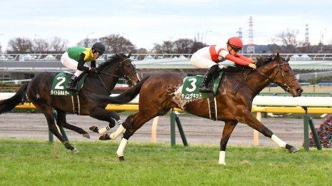 【東京スポーツ杯2歳S】ダノンザキッド2連勝で重賞初V