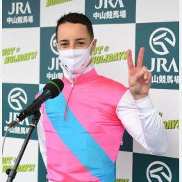 先週の京成杯で早くも重賞2勝目