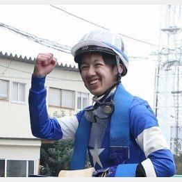 小林脩騎手
