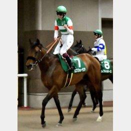 ①着エフフォーリア(横山武騎手)「凄くいい馬で期待が大きかった」