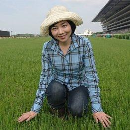 〈61〉馬場のスペシャリストで長いつき合いの小島友実さん(1)