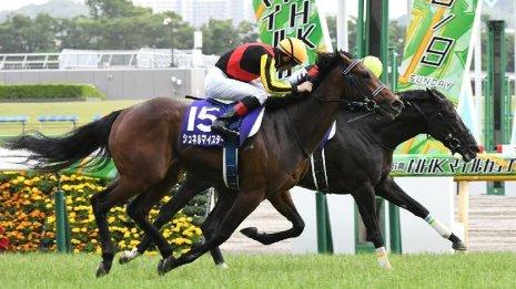 【NHKマイルC】外国産馬シュネルマイスター1分31秒6の好時計勝ちが示したこれだけの可能性