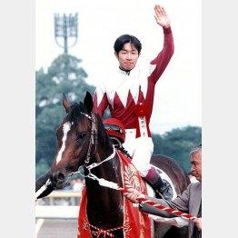 武豊は29歳の時、ダービージョッキーに