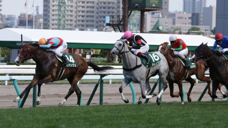 ビアンフェが札幌史上最速の前半3Fで押し切り