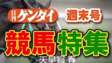 【天皇賞】平成最後のGⅠは武田記者に乗れ