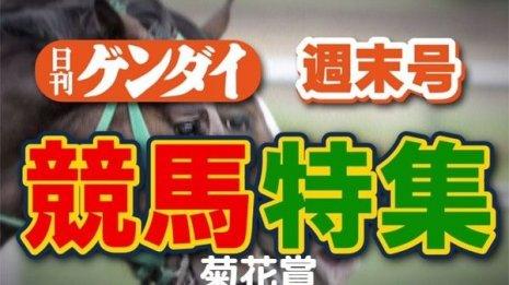 第80回 菊花賞(10/20・京都11レース・GⅠ)