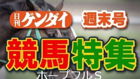 第36回 ホープフルS(12/28・中山11レース・GⅠ)