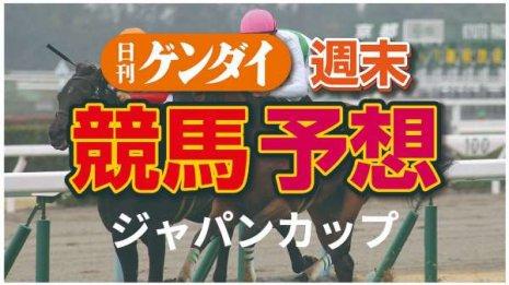 第40回ジャパンカップ(11/29 ・東京12レース・GⅠ)