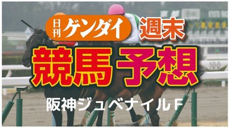 第72回 阪神ジュベナイルF(12/13・阪神11レース・GⅠ)