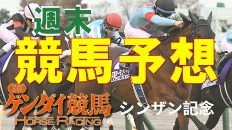 第55回 シンザン記念(1/10・中京11レース・GⅢ)