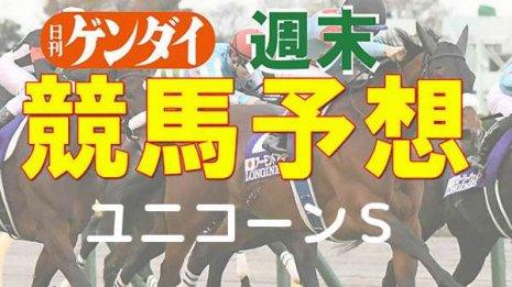 第26回ユニコーンS(6/20・東京11レース・GⅢ)
